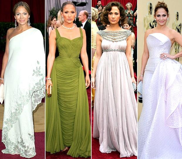 Jennifer Lopez | Oscars: Stars' Looks Through the Years ...