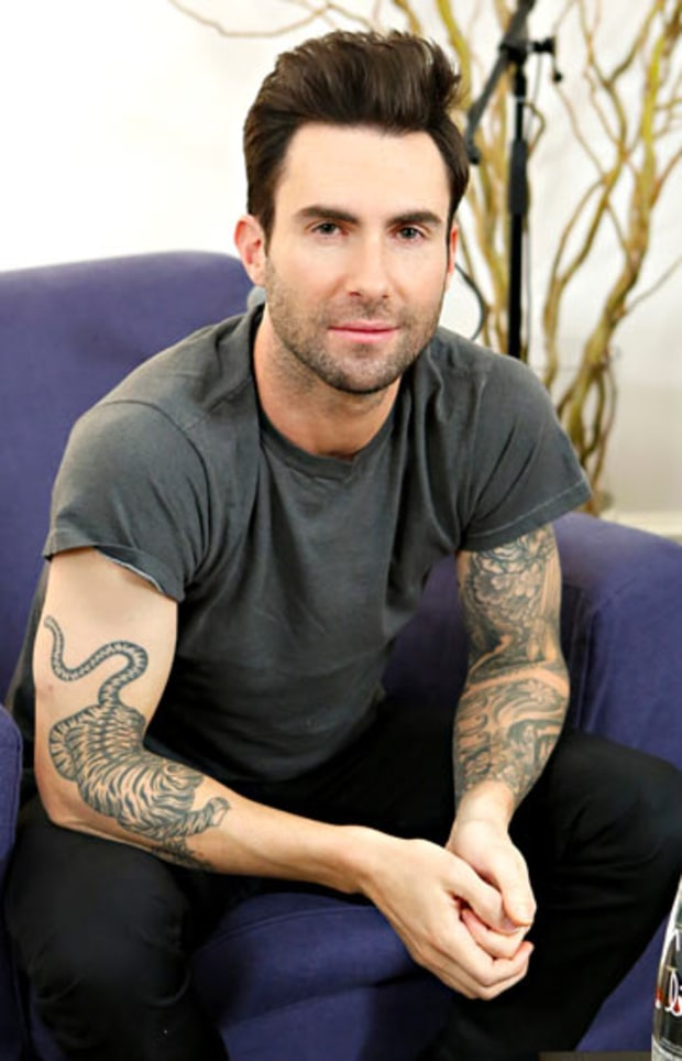Looking Lovely, Levine!