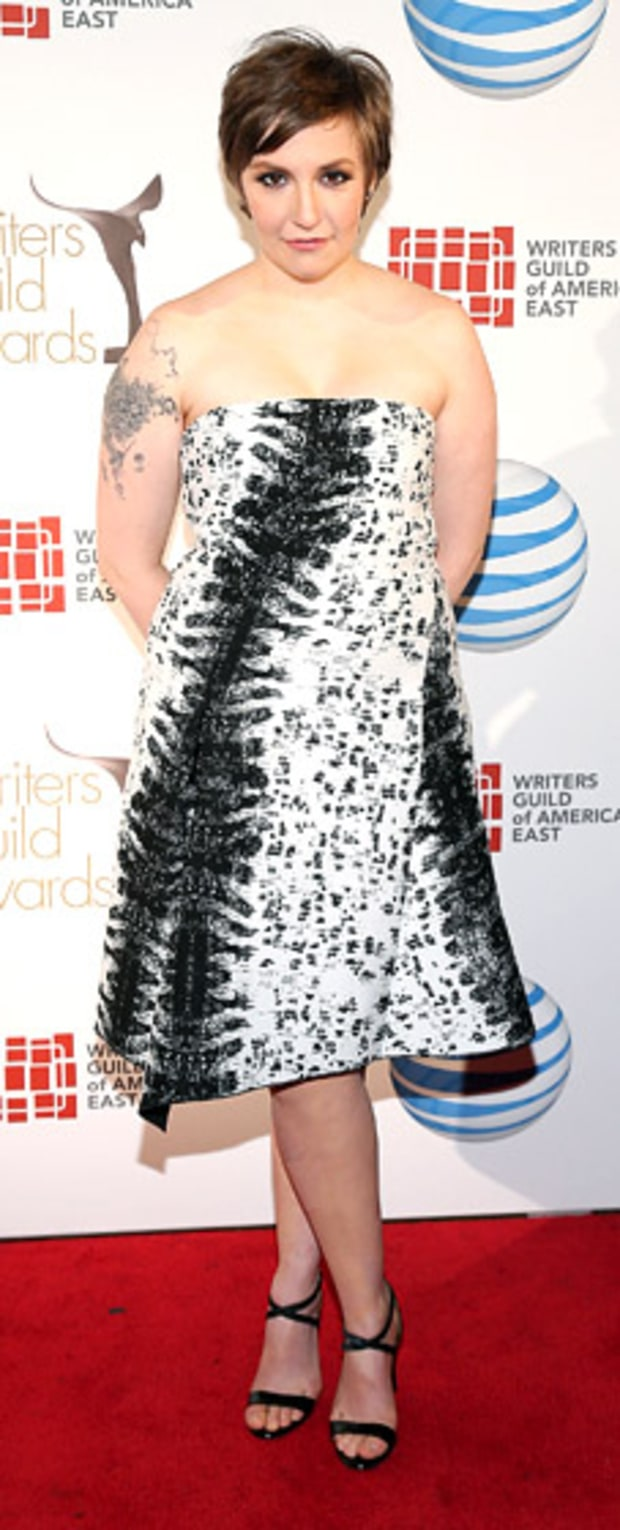 Lena Dunham: 2013 Writer's Guild East Coast Awards