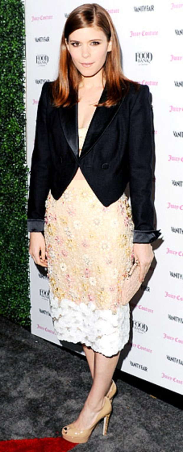 Kate Mara: Vanity Fair and Juicy Couture Vanities Calendar Celebration