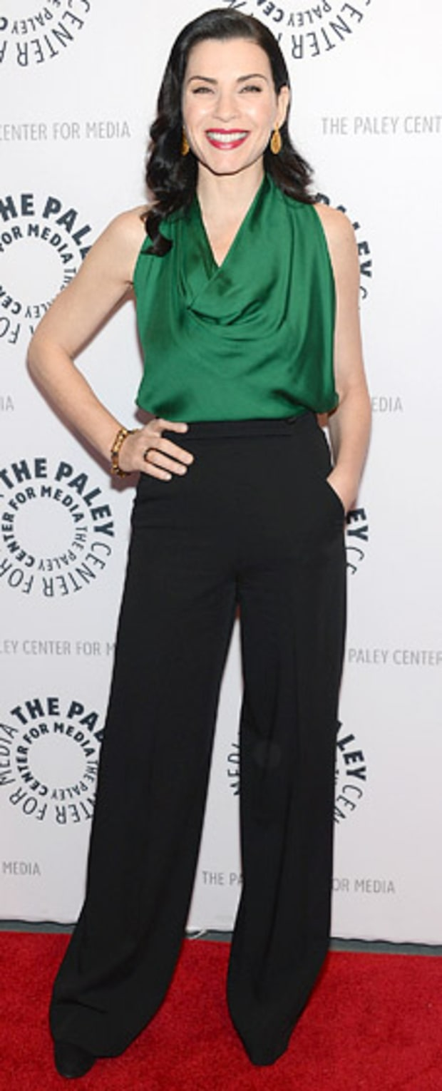 Julianna Margulies: The Paley Center For Media Presents: She's Making Media: Julianna Margulies