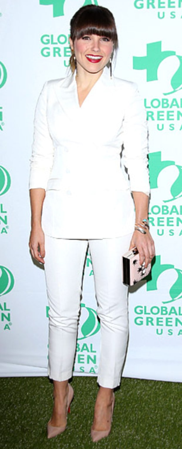 Sophia Bush: Global Green USA's 10 Annual Pre-Oscar Party