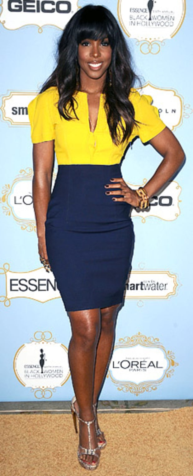 Kelly Rowland: 6th Annual Essence Black Women in Hollywood Awards Luncheon