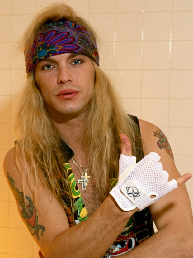 Bret Michaels - Then