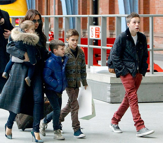 The Beckham Brood
