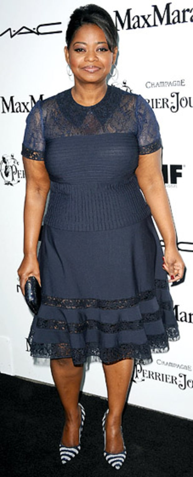 Octavia Spencer: Women In Film Pre-Oscar Cocktail Party