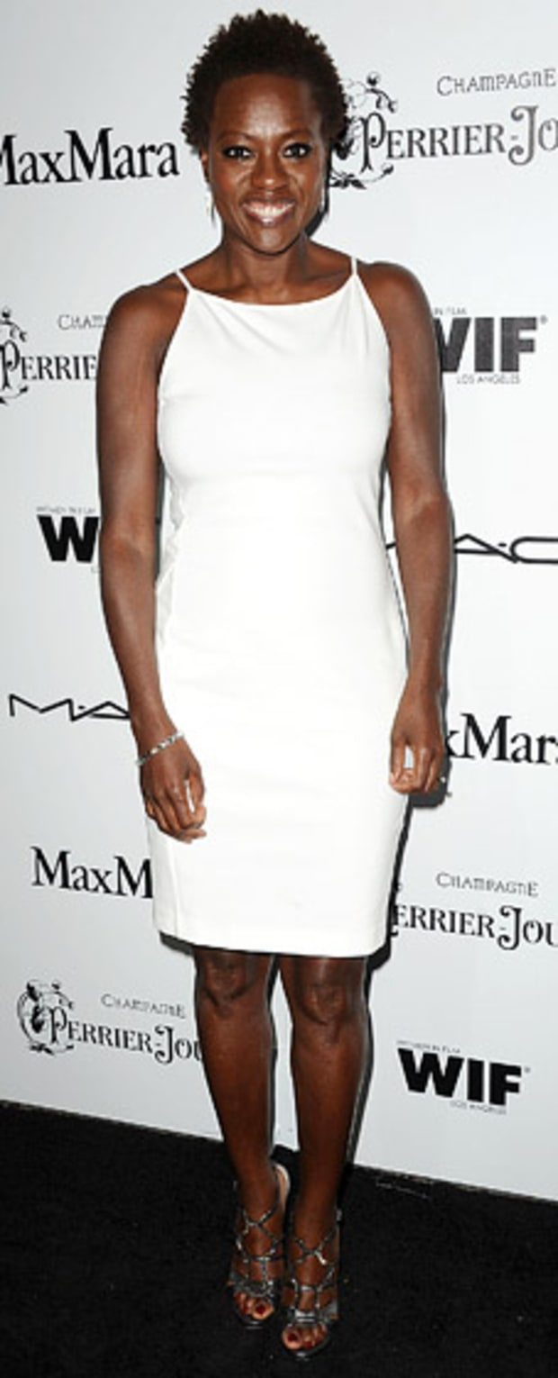 Viola Davis: Women In Film Pre-Oscar Cocktail Party