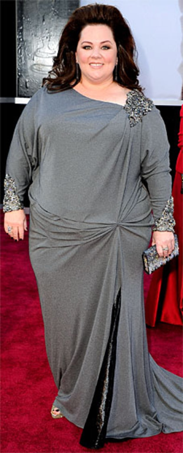 Melissa McCarthy at the 2013 Oscars
