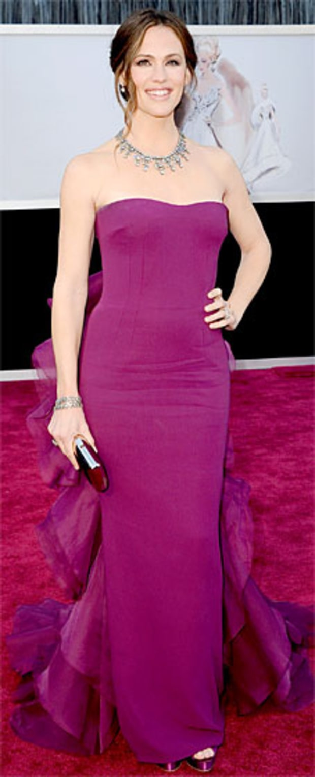 Jennifer Garner at the 2013 Oscars