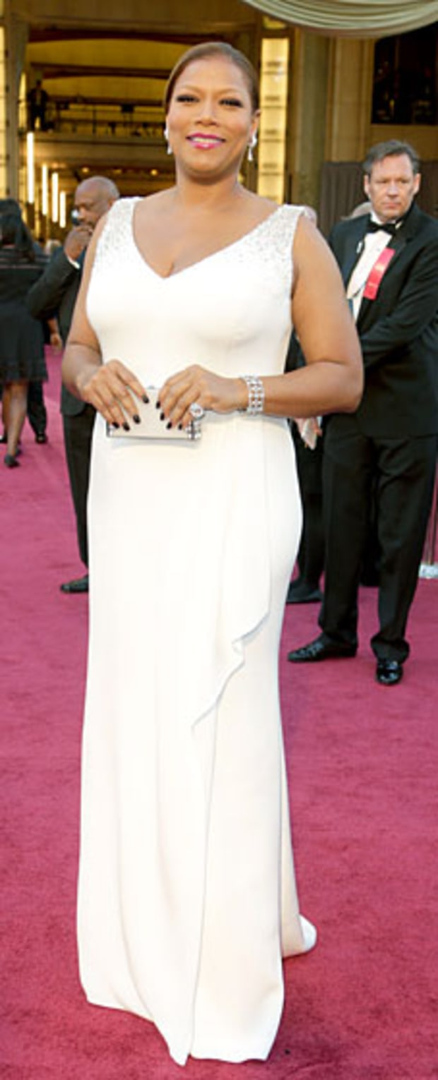 Queen Latifah at the 2013 Oscars