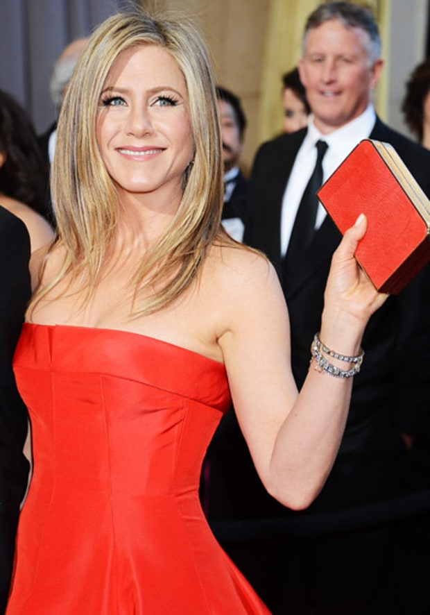 Jen's a Lady in Red