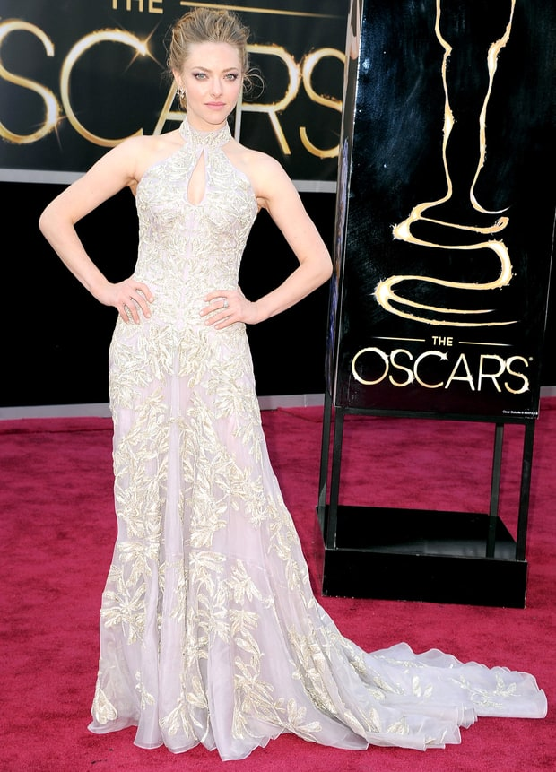 Amanda Seyfried | Oscars 2013: Best-Dressed Stars on the ...