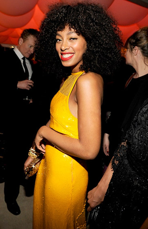 Sultry Solange