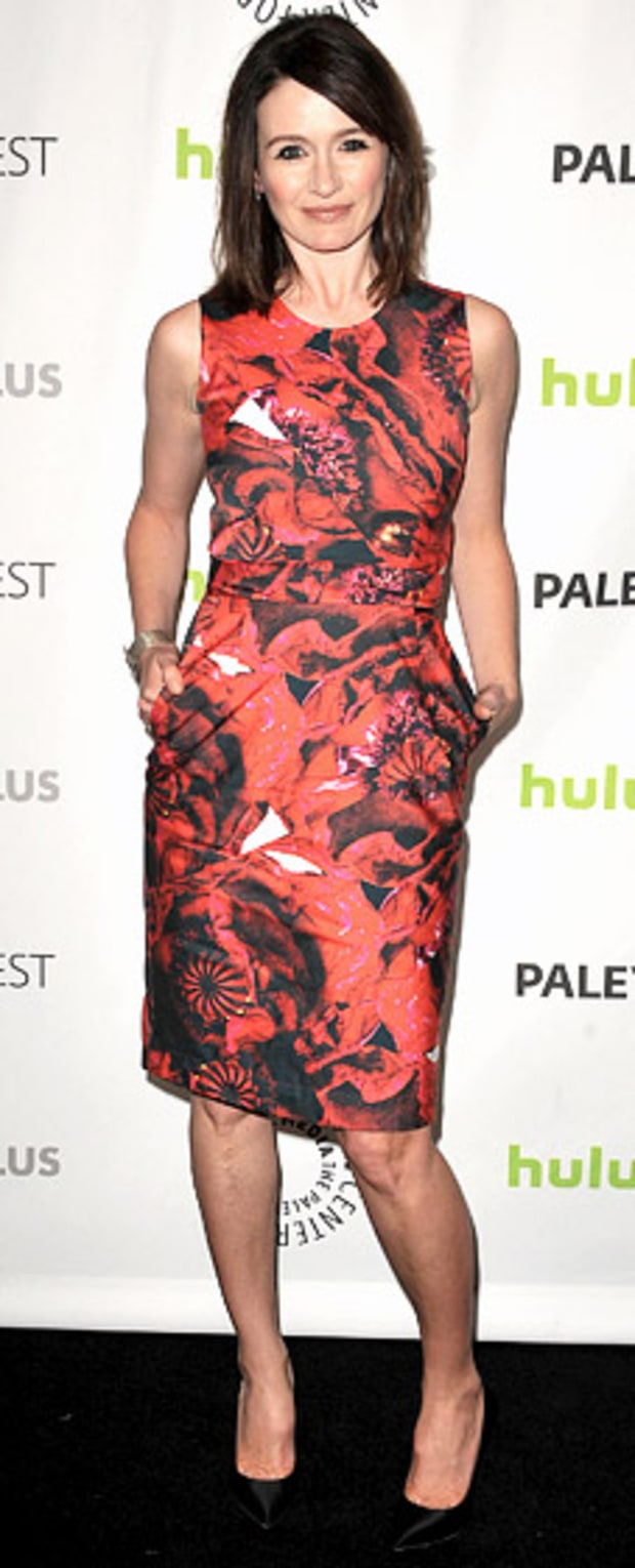Emily Mortimer: he Paley Center for Media's PaleyFest 2013 Honoring The Newsroom