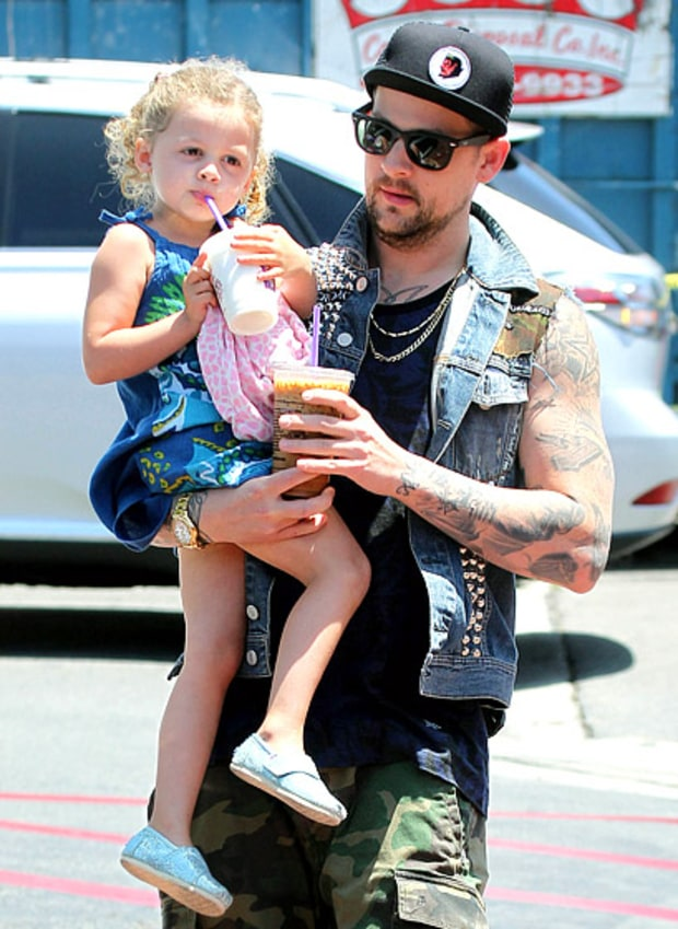 Joel and Harlow Madden