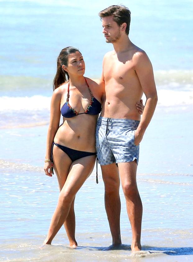 Kourtney Kardashian Bikini Body Before Mason Kourtney Kardashian Sh...