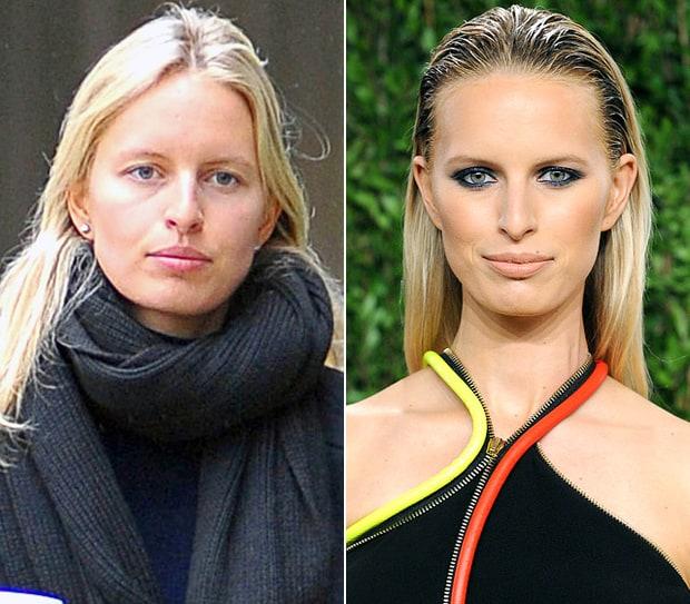 karolina kurkova natural beauty stars without makeup