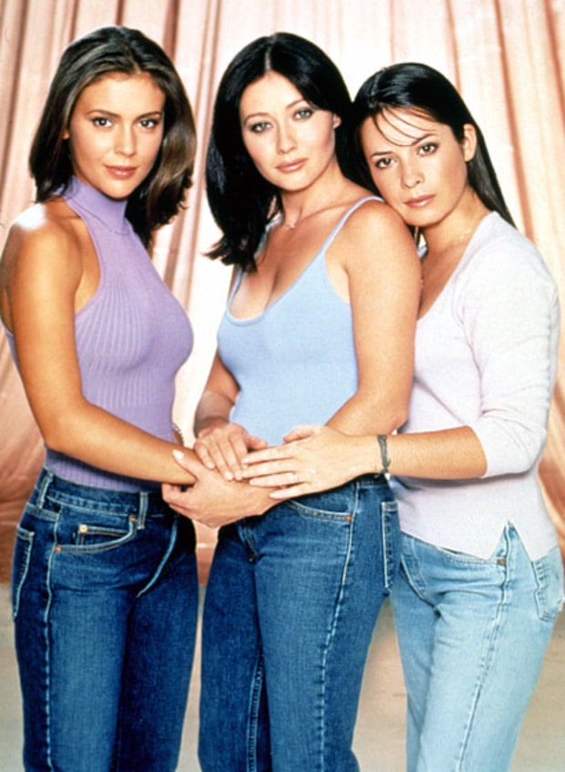 Phoebe, Prue and Piper Halliwell