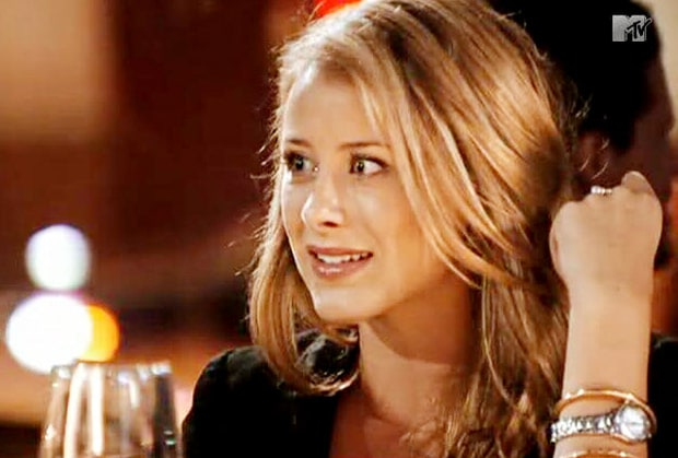 Lo Bosworth, Then