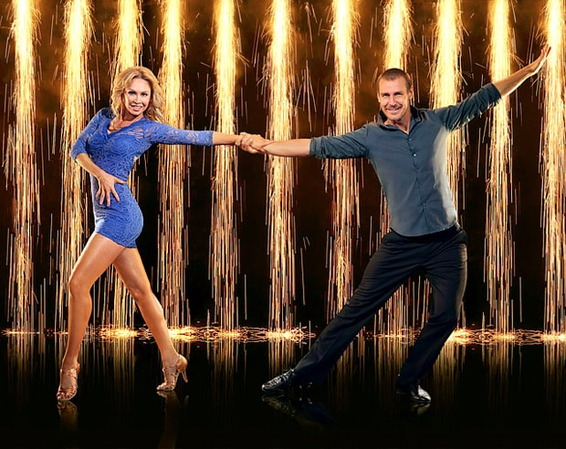 Ingo Rademacher and Kym Johnson