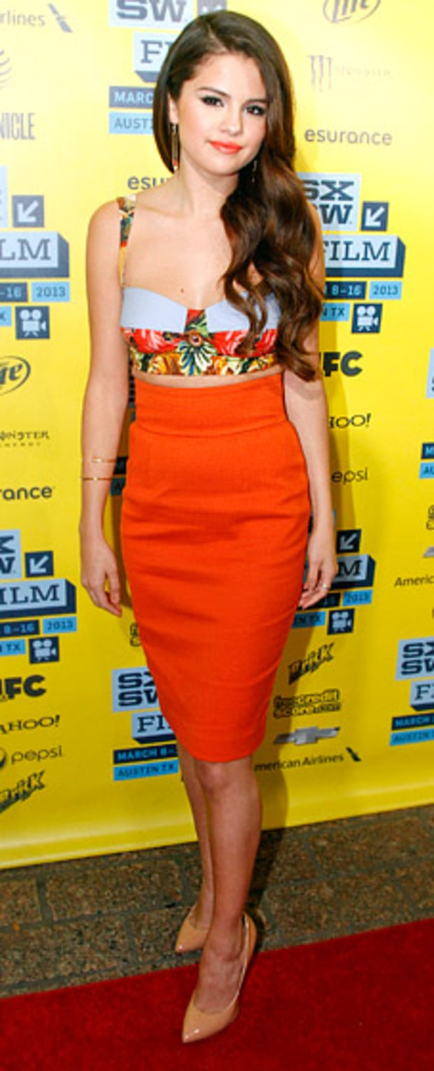 Selena Gomez: Spring Breakers Screening, 2013 SXSW
