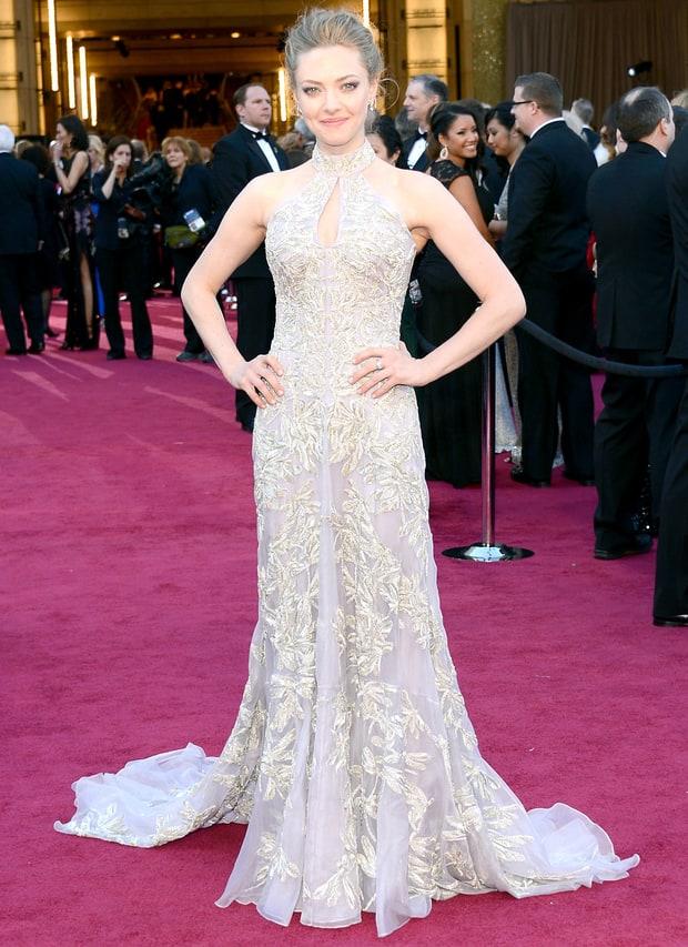 Amanda Seyfried | Stars' Wedding-Inspired Red Carpet ...