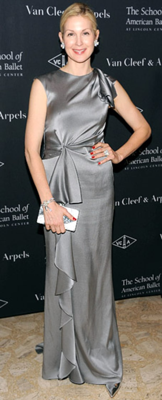 Kelly Rutherford: School of American Ballet Winter Ball