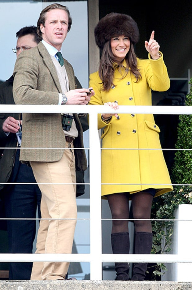 Pippa at the Races