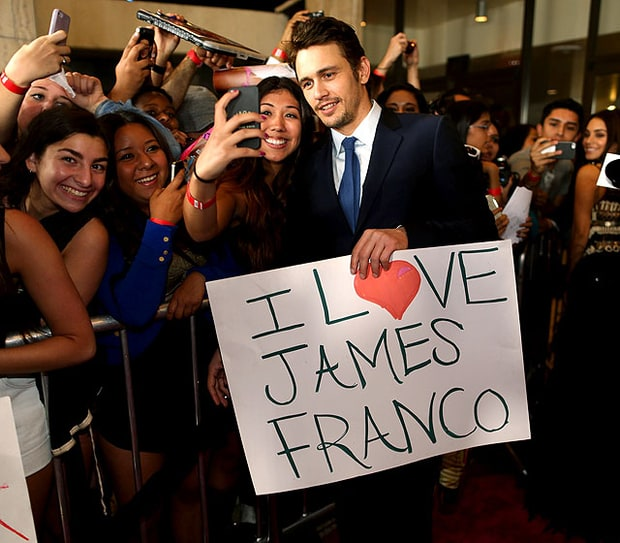 Franco's His Own Fan