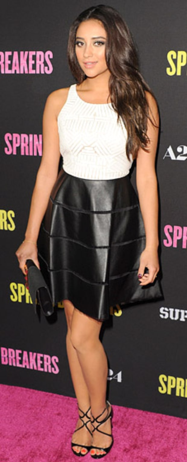 Shay Mitchell: Spring Breakers Premiere