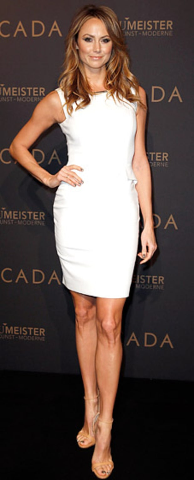 Stacy Keibler: Grand Opening of Escada Flagship Store