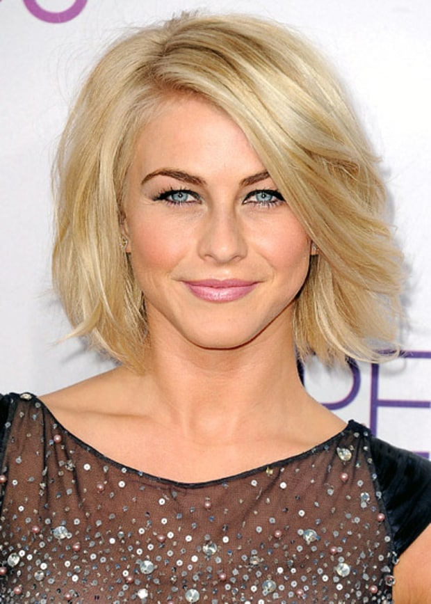 Julianne Hough Best Celebrity Haircuts From Short To