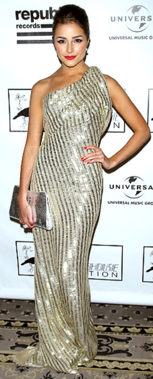 Olivia Culpo: 2013 Amy Winehouse Foundation Inspiration Awards and Gala