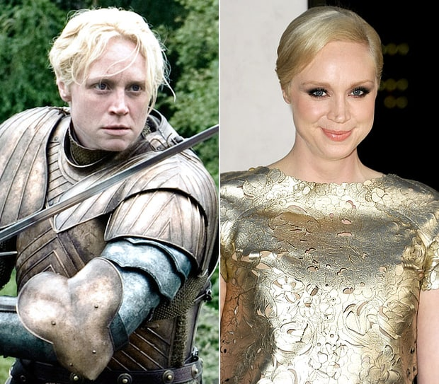 Gwendoline Christie | Game of Thrones Cast: What They Look ...