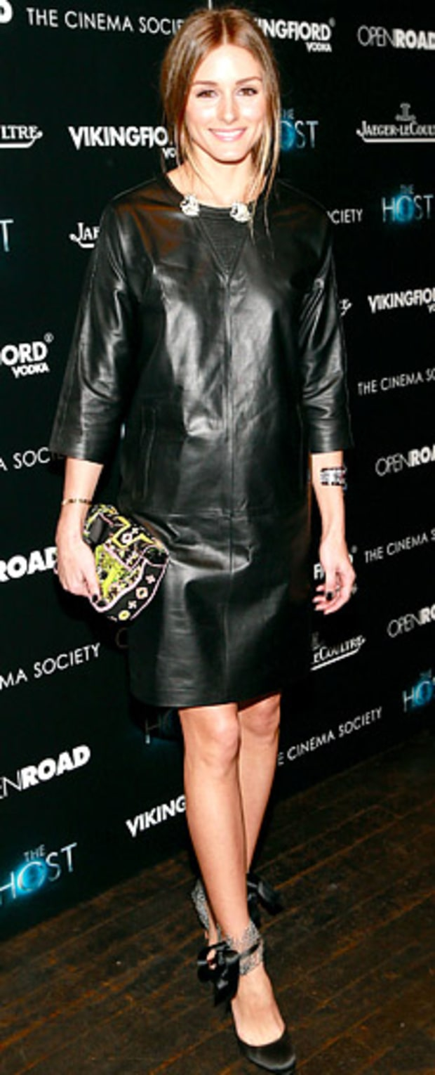 Olivia Palermo: Cinema Society Screening of The Host