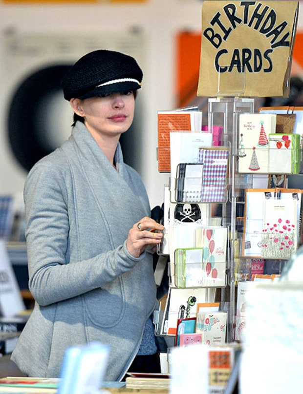 Hathaway's Hat Obsession