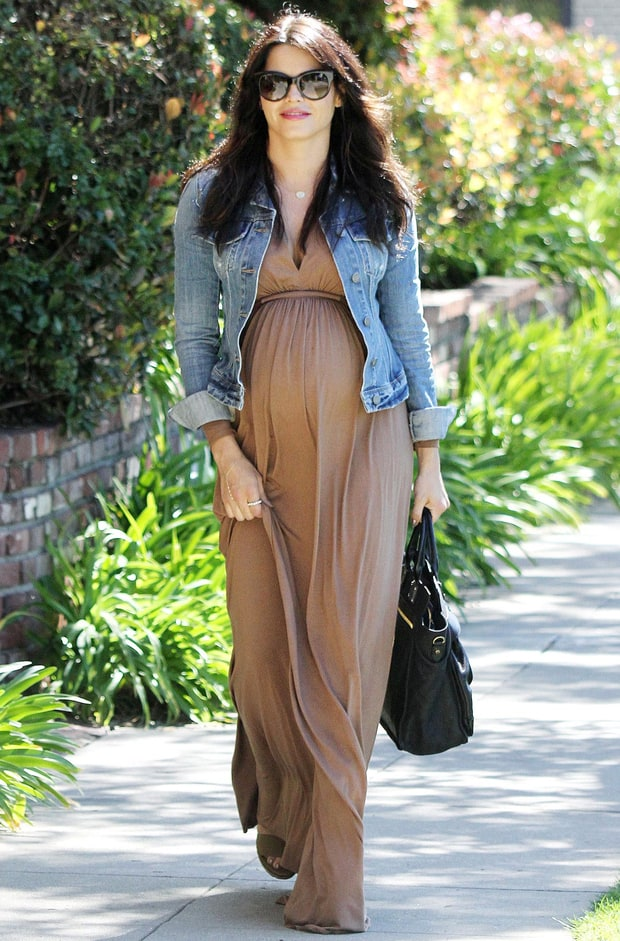 Jenna Dewan Tatum Celebrity Pregnancy Confessions Us Weekly