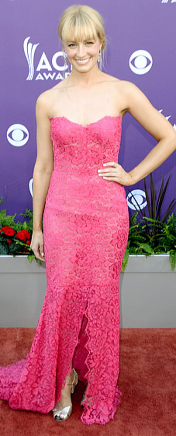 Beth Behrs: Academy of Country Music Awards 2013