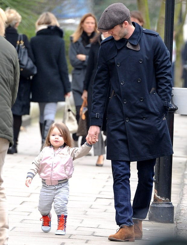 Couture Kid: Harper Beckham