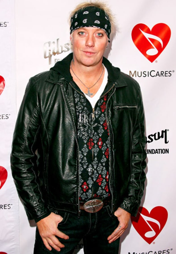 Jani Lane, Celebrity Fit Club 2