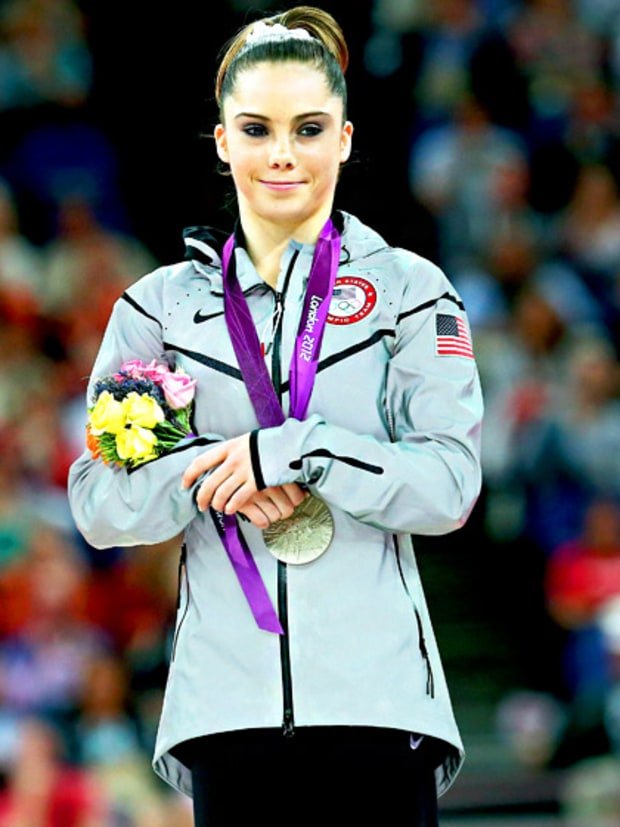 McKayla Maroney: Then