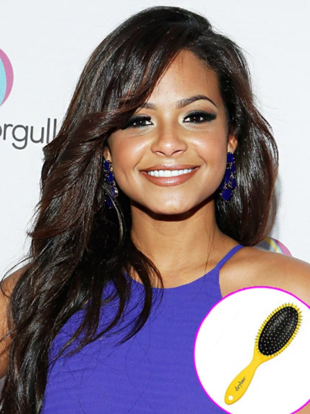 Christina Milian Stars Favorite Beauty Products Us Weekly