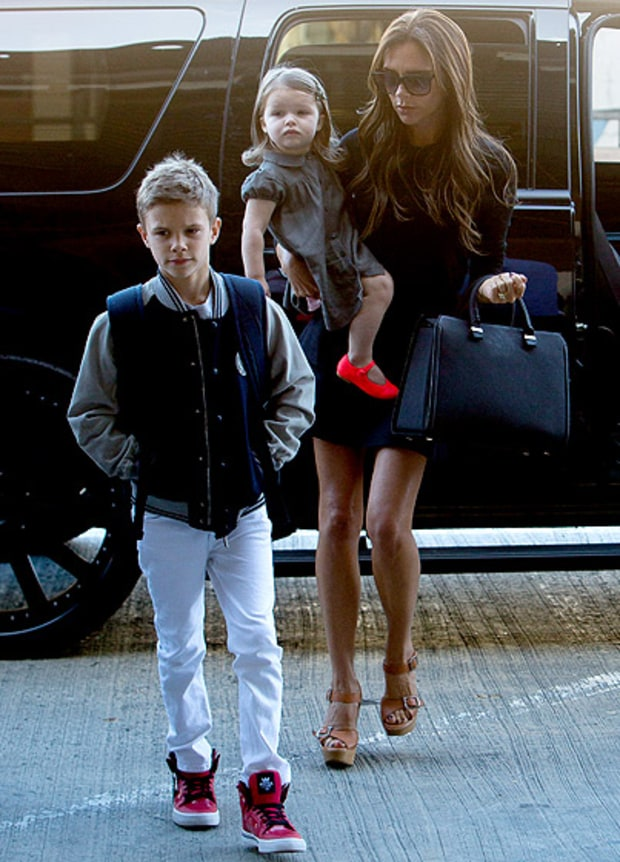 Beautiful Beckhams