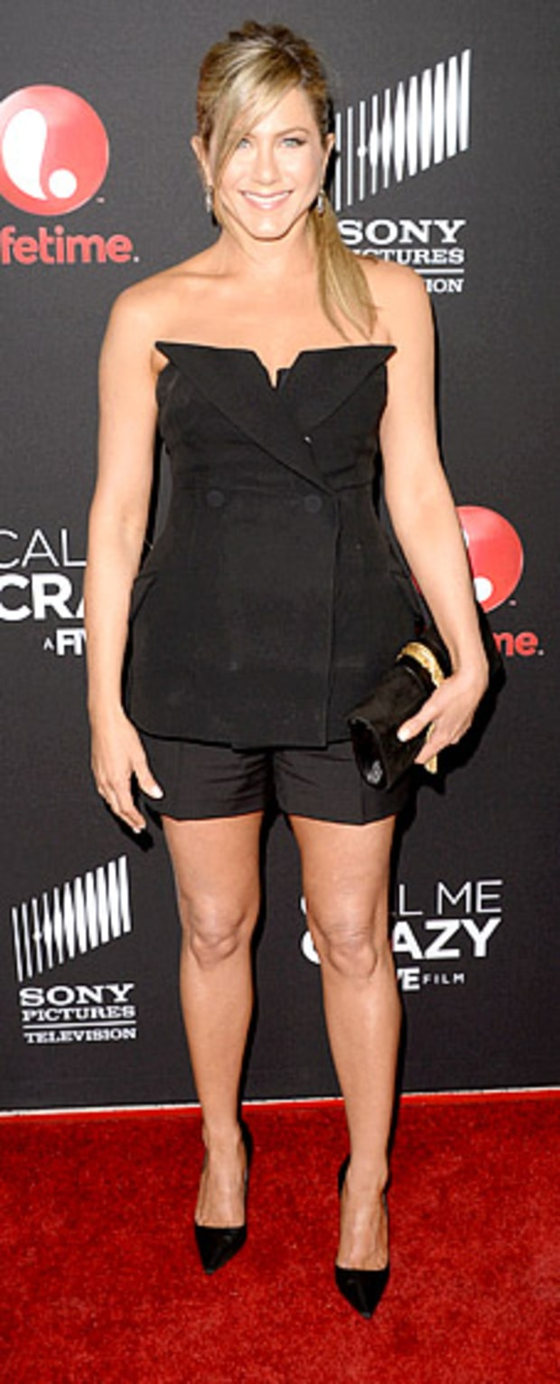 Jennifer Aniston: Premiere of Lifetime's Call Me Crazy: A Five Film