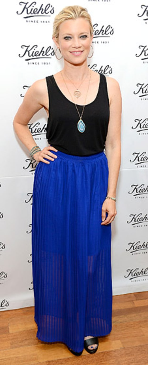 Amy Smart: Kiehl's Launch of an Environmental Partnership Benefiting Recycle Across America
