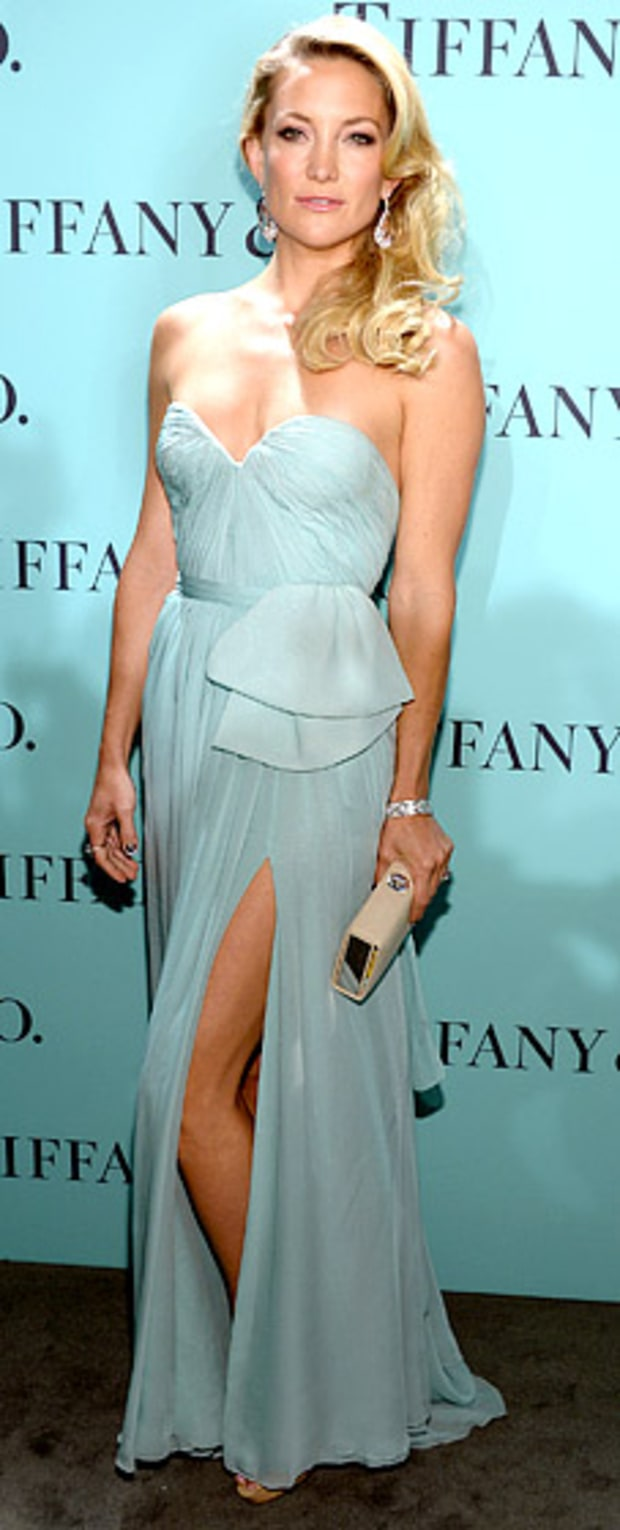 Kate Hudson: TIffany & Co. Blue Book Ball