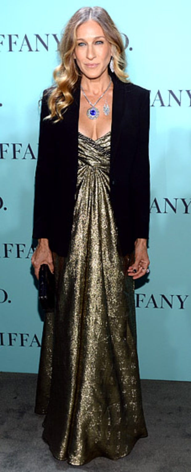 Sarah Jessica Parker: TIffany & Co. Blue Book Ball