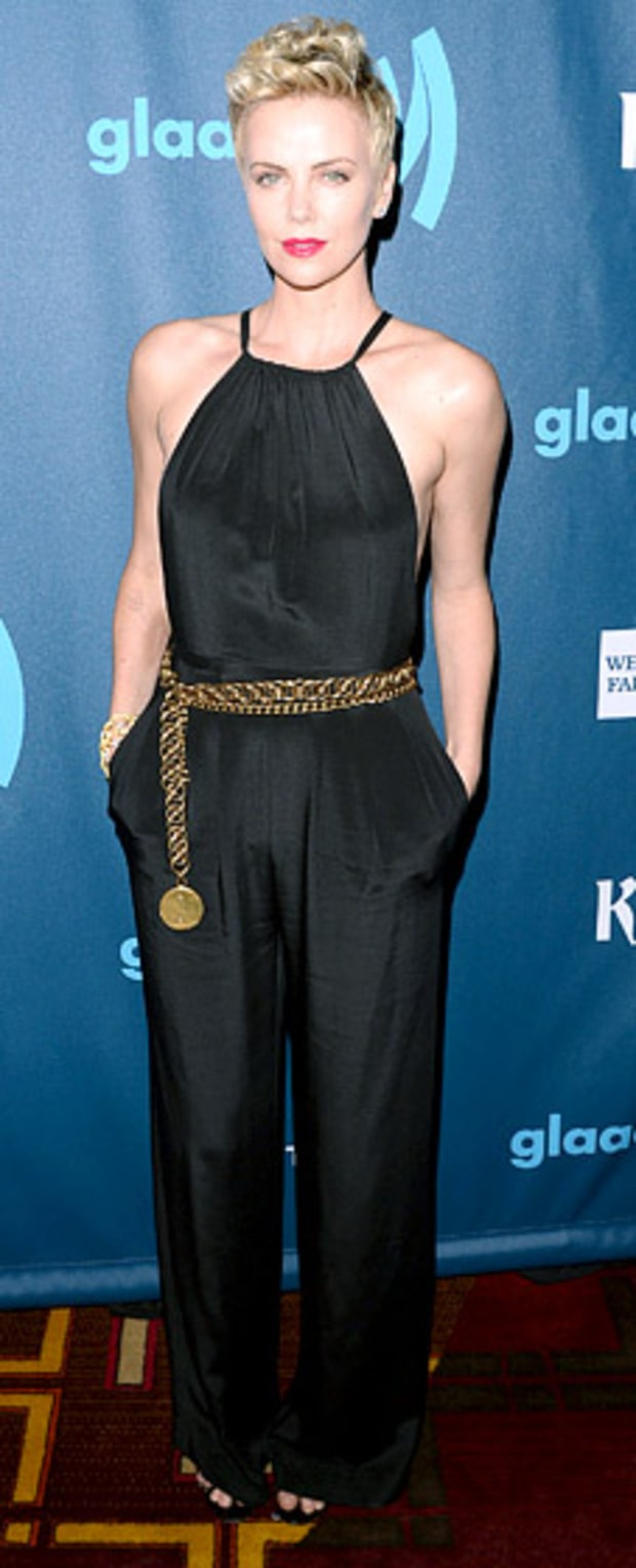 Charlize Theron: The 24th Annual GLAAD Media Awards