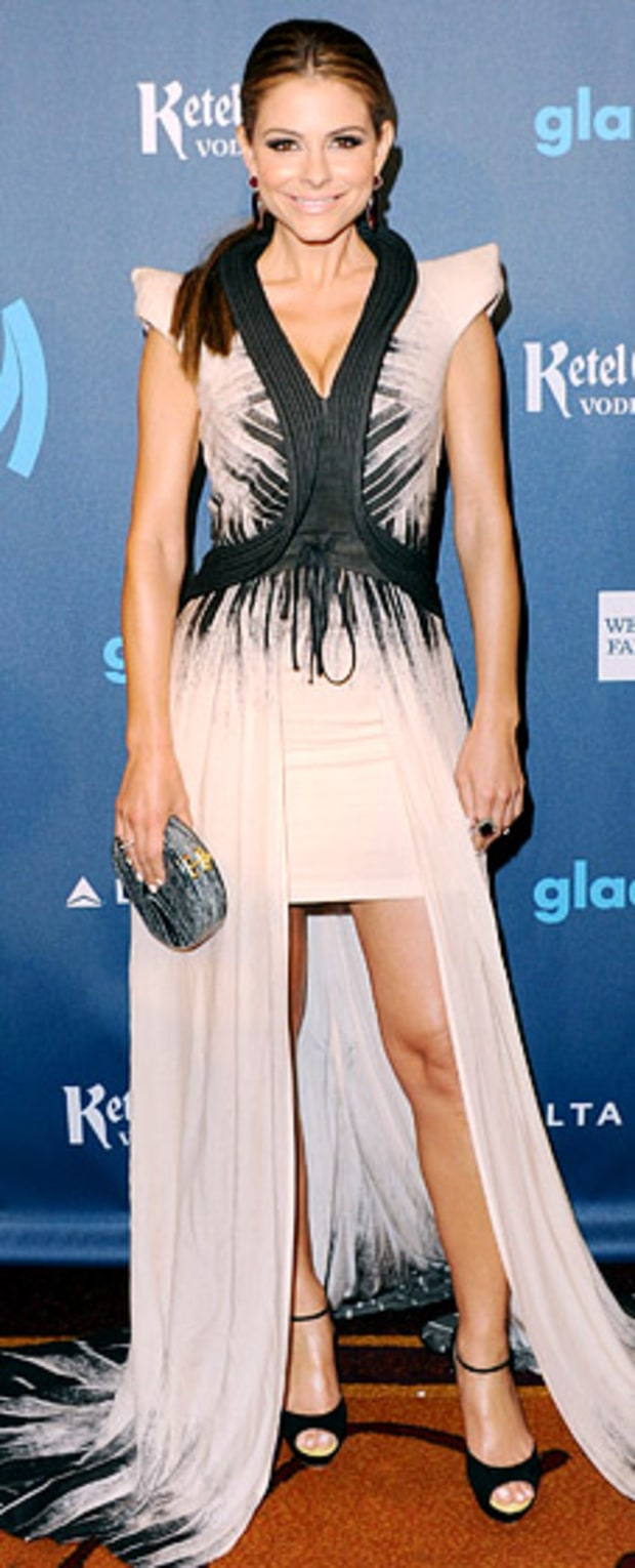 Maria Menounos: The 24th Annual GLAAD Media Awards
