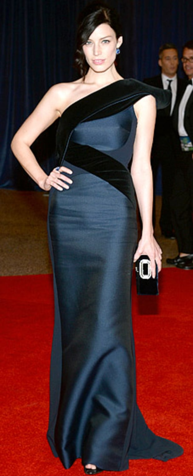 Jessica Pare: The White House Correspondents' Dinner 2013